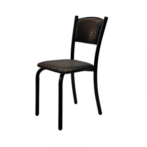 כסא מרים מרופד גב 034
