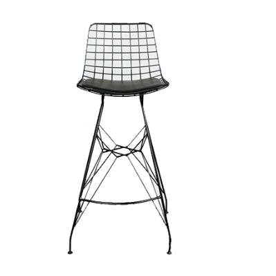 כיסא בר מתכת דגם שרון - חסר זמנית
