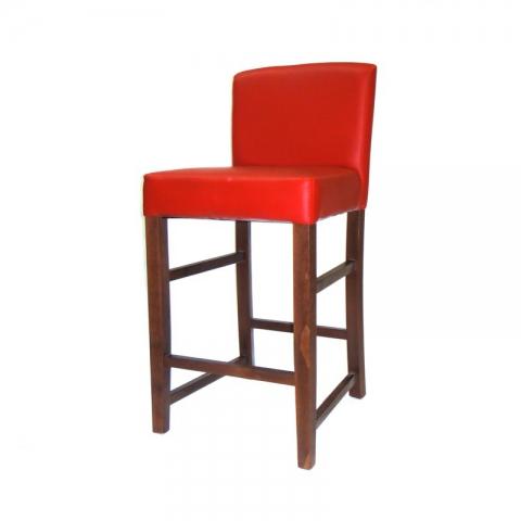 כיסא בר דגם פלורידה גב מלא