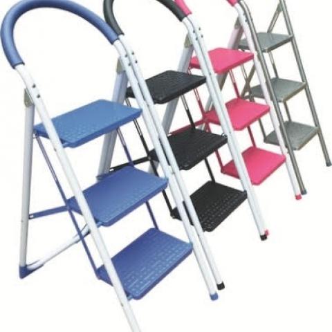 סולם כיסא 3  קומות דגם סוזוקי
