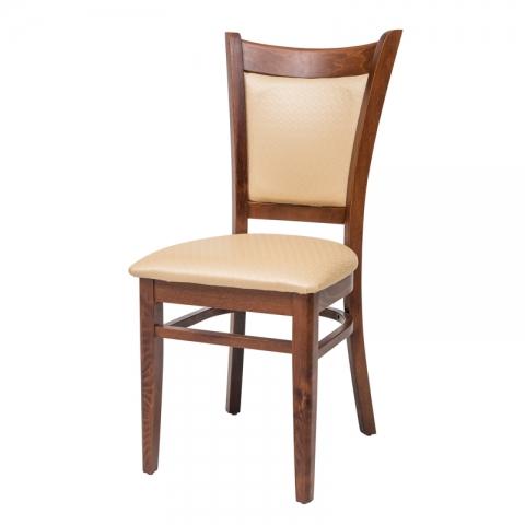 כיסא אשל ריפוד דק