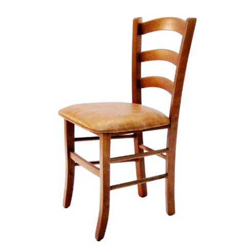 כיסא דגם קאנטרי מעץ
