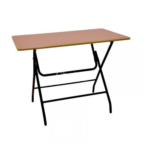 שולחן מתקפל פורמייקה 100ס