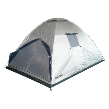 ל-6 אנשים אוהל Camptown DOME