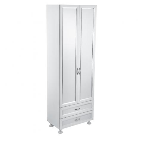 ארון המיוחד לשימוש בכל חדרי הבית מבית H-KLEIN דגם נרקיס 646| צבע לבן