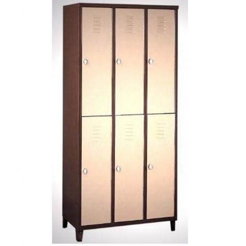 ארון הלבשה 6 דלתות  מידות הארון 193X90X43.