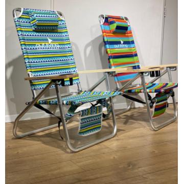 כסא אלומניום כולל מצבים ועוד פטנטים  דגם משופר דגם טאבה
