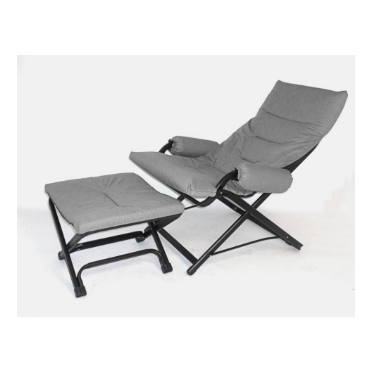 כסא נוח כולל הדום לרגליים תוצרת איטליה מבית H.KLEIN
