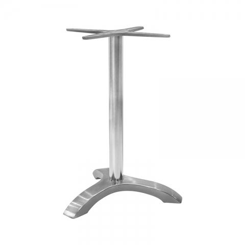 רגל אלומניום דגם טוריס 3 זרועות
