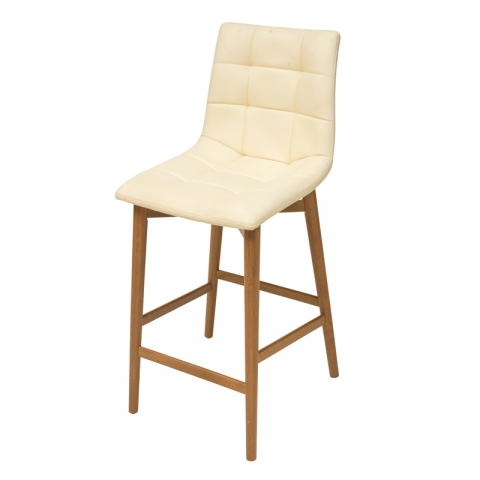 כיסא בר מעץ  דגם דניאל