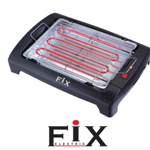 מנגל חשמלי 2300W תוצרת FIX  / קוברה