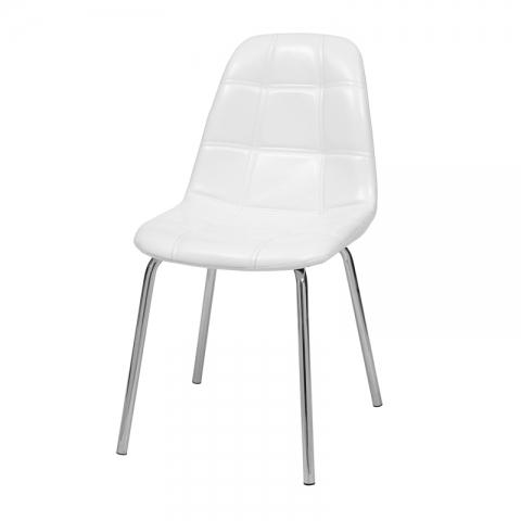 כיסא דגם נועם רגל מתכת
