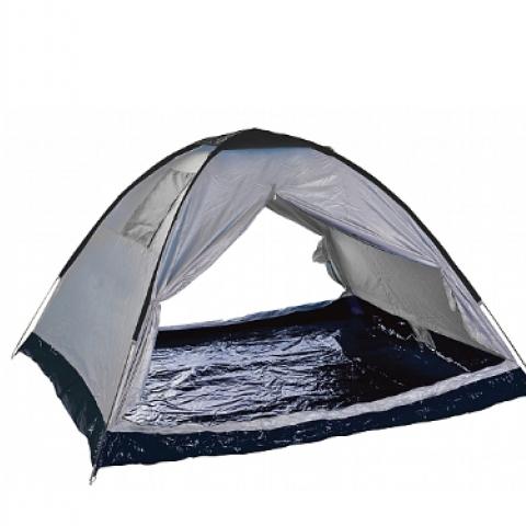 אוהל 2 פתחים ל- 6 אנשים אוהל Camptown BREEZE