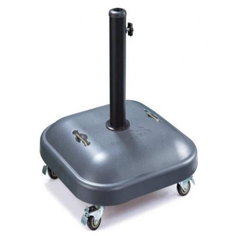 בסיס בטון על גלגלים 37 קילו