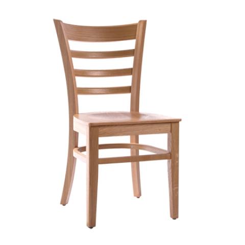 כיסא דגם חצב צבע אלון בלבד