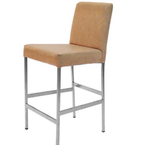 כסא בר מתכת אודי