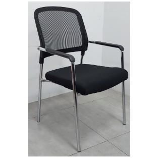 זוג כיסאות אורח דגם טל נערם מבית H.KLEIN