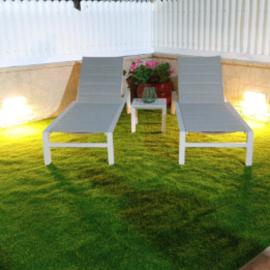 מיטת שיזוף מאלומיניום דגם STLE