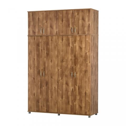 רהיטי יראון דגם 709 / 710 - ארון 4 דלתות