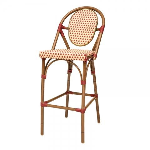כיסא בר דגם רולדין
