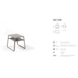 שולחן פופ אפ