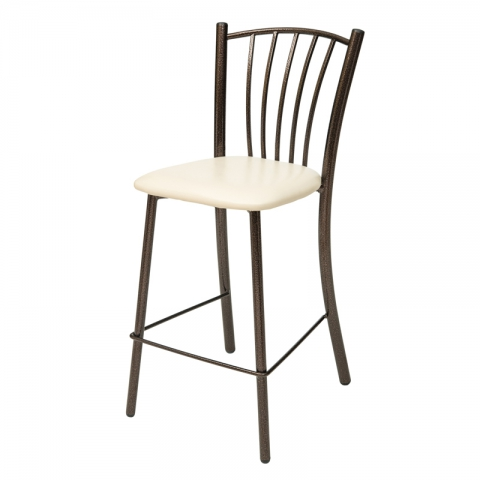 כיסא בר דגם רינה