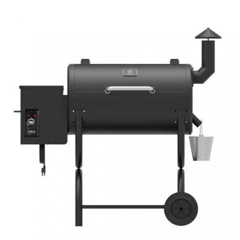 מעשנת פלט ZPG-550B