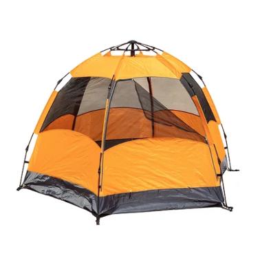 אוהל משפחתי פטנט פתיחה ברגע 260X260 מטר