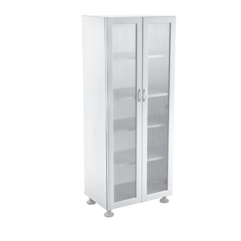 ארון המיוחד לשימוש בכל חדרי הבית מבית H-KLEIN דגם כלנית 645| צבע לבן - חסר זמנית