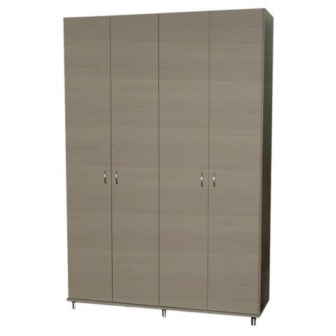 ארון גדול 4 דלתות גובה 240 ס