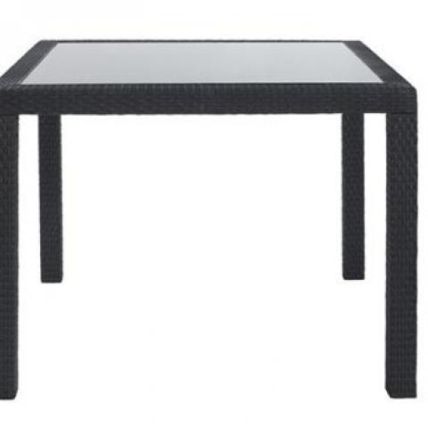שולחן ויולה 95/95 כתר פלסטיק