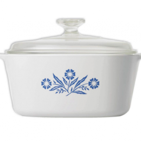 CorningWare® - Blue Cornflower - גודל 1 ליטר