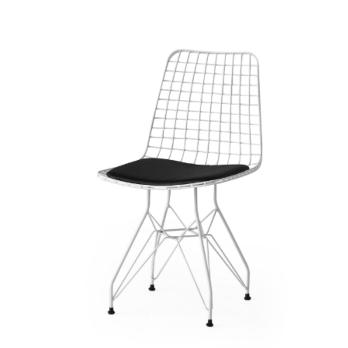 סט 4 כסאות רשת
