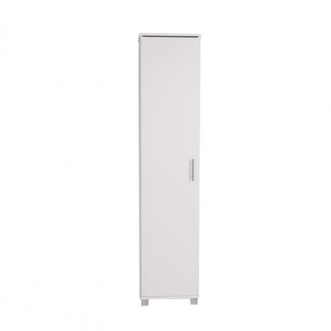 ארון דלת אחת דגם 5700 לבן או חום