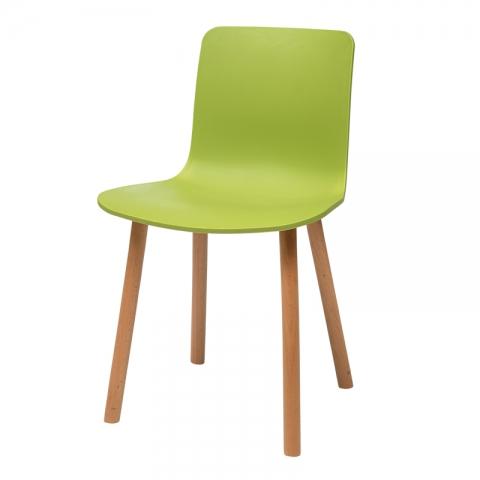 כיסא דגם רומאו מושב פלסטיק