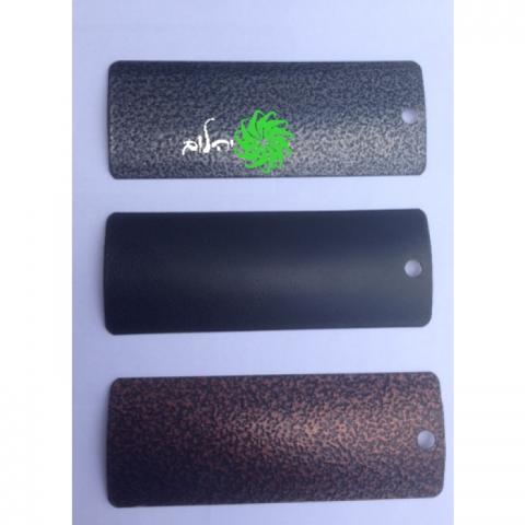 דוגמאות צבע ציפוי ברזל
