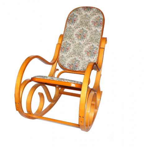 כיסא נדנדה עץ גובלן  - חסר זמנית במלאי
