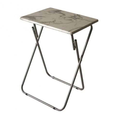 שולחן מתקפל לבית ולטיולים דגם טוליפ