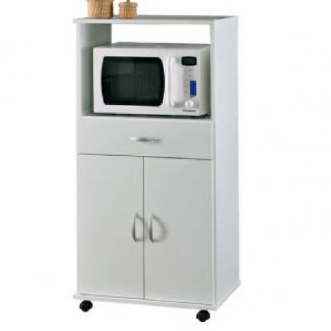 רהיטי יראון דגם 404 - ארונית מיקרוגל למטבח המודרני.