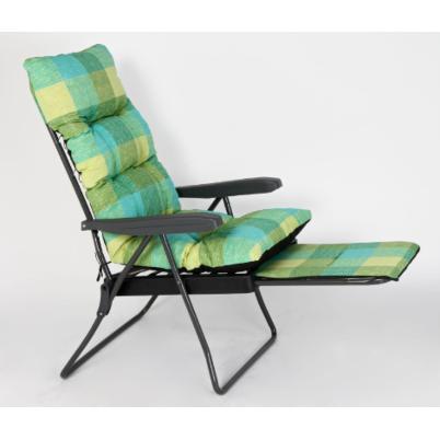 כיסא נוח מתקפל כולל מזרון דגם נאפולי תוצרת איטליה מבית H.KLEIN - המלאי נגמר יחזור באוגוסט