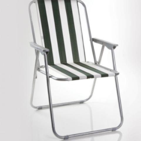 כסא פיקניק  מתקפל  (ללא אחריות)