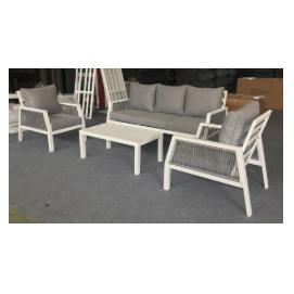 מערכת ישיבה תלת מאלומיניום דגם MAX מבית H.KLEIN
