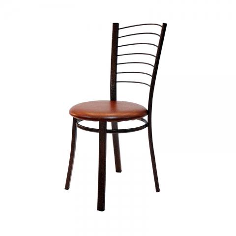 כסא דגם באלי מרופד