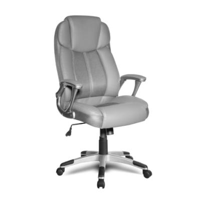 כיסא מנהלים דגם גולן אפור מותג H.KLEIN
