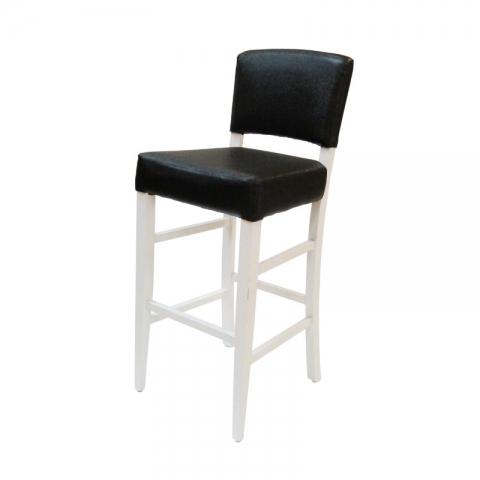 כיסא בר דגם פלורידה חצי גב