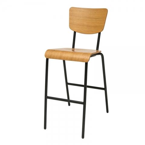 כיסא בר דגם לאונרדו