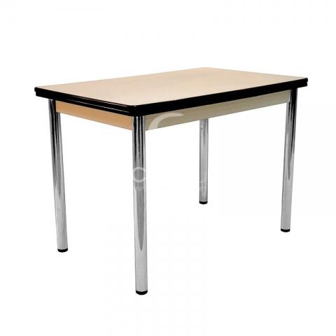 שולחן אוכל מעץ דגם יניב פיזה G4 גודל 80*60 ( ללא כסאות )