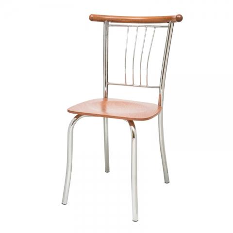 כיסא קינג ראש עץ