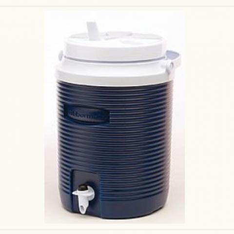 קולר 7.6 ליטר קולר תוצרת rubbermaid - חסר זמנית