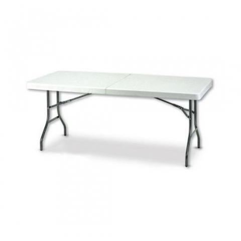 שולחן מתקפל 180/76/74